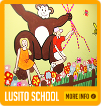 Lusito Association School | Lusito Land | South Africa